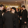 Welcoming Archbishop Demetrios