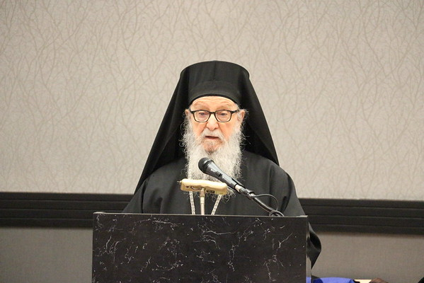 Archbishop Demetrios |  Plenary Session