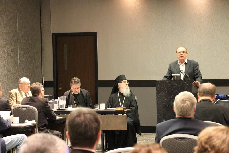 George Reganis |  Plenary Session