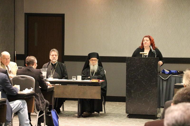 Eva Konstantakos |  Plenary Session