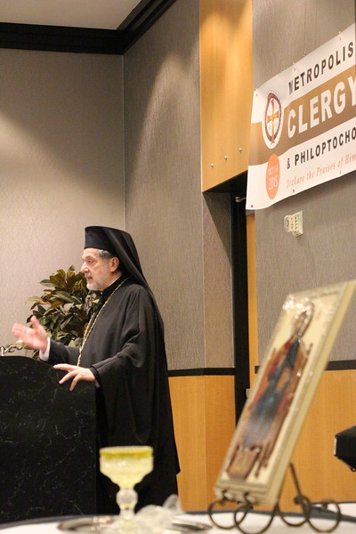Keynote Address by His Eminence Metropolitan Nicholas