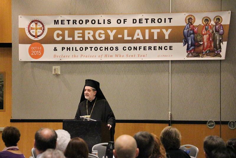 Keynote Address by His Eminence Metropolitan Nicholas