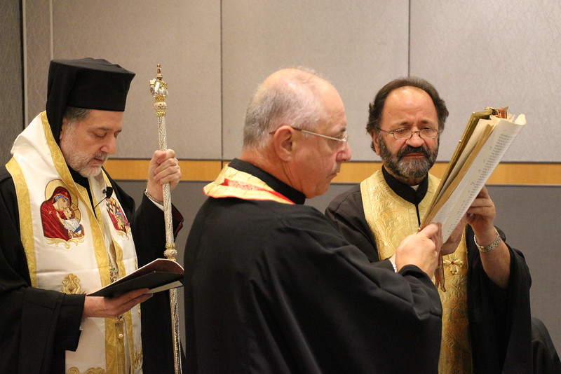Anointing of the Delegates