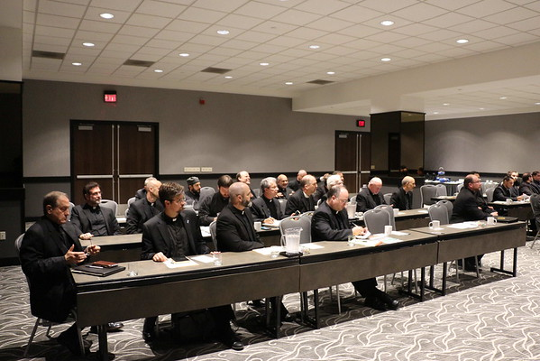 Discussion with His Eminence Metropolitan Nicholas