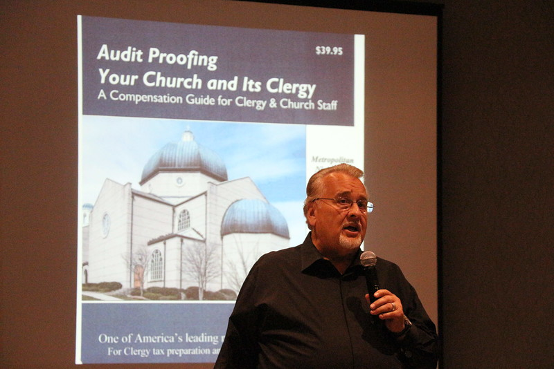 Audit Proofing your Church and its Clergy - Russell Jones