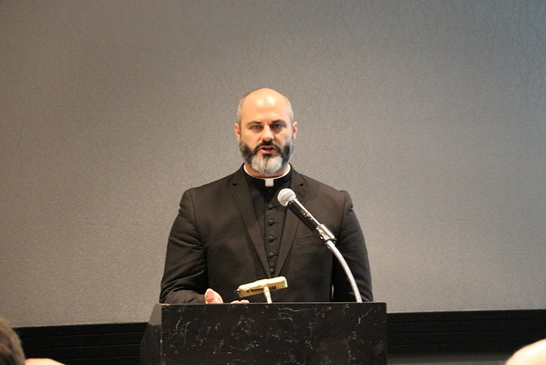 Psychotherapy and Pastoral Counseling - Fr. James Honeycutt