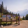 South Lake trailhead