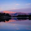 Sunrise on Mt. Mendel