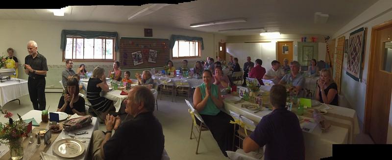 2015-07-17 Birthday Dinner & Program