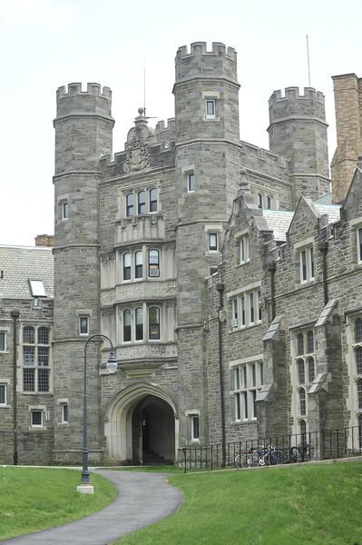 Rockefeller Exterior