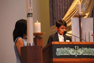 Communion/Confirmation Mass- May 3, 2015