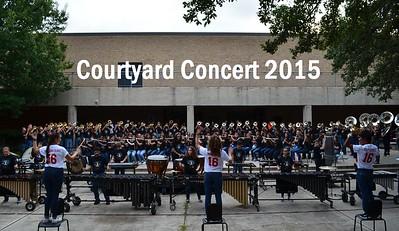 20150820 Courtyard Concert