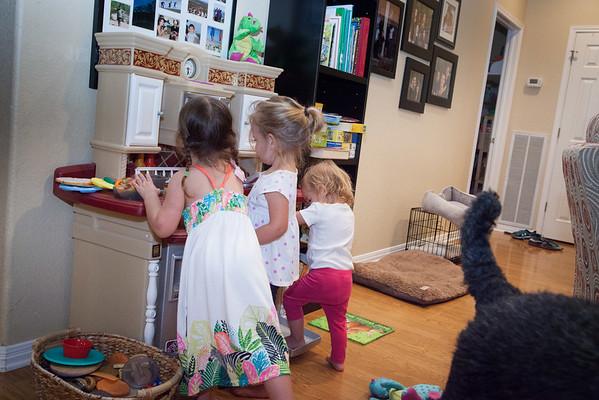Cousins Visit (Jessica, Sam, Max, Erin)