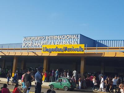 Cuba Airport  - Bianca Freda