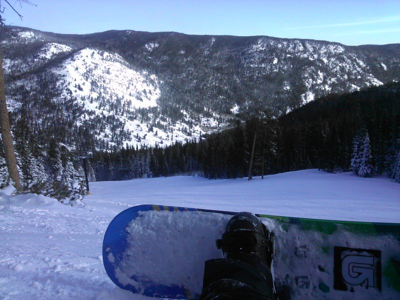Snowboarding at Eldora Mountain Resort