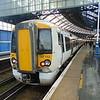 Thameslink Class 387 Electrostar no. 387112 at Brighton.