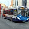Stagecoach Enviro 300 GX10KZL 27658 in Brighton on the 17 to Horsham.
