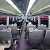 GWR Class 180 Adelante no. 180104 interior at Charlbury.
