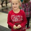 JOED VIERA/STAFF PHOTOGRAPHER Pendleton, NY-Jaylyn Linderman 8 makes Christmas crafts at Starpoint's Winterfest.