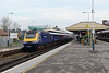 28 December 2015 :: 43097 is seen at Basingstoke Station with 1C83, the  1207 Waterloo to Plymouth
