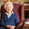 JOED VIERA/STAFF PHOTOGRAPHER Lockport, NY-Peg Smith celebrates her 101st birthday this week.