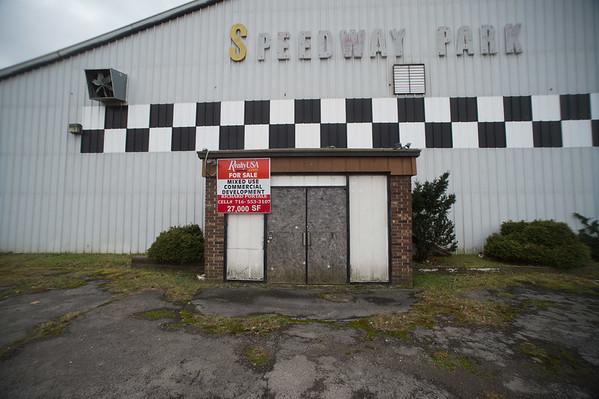 JOED VIERA/STAFF PHOTOGRAPHER Lockport, NY-A proposed storage site.