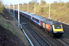 23 December 2015 :: 43172 'Harry Patch' is at South Moreton on 1L51, the 1055 Cardiff Central to Paddington
