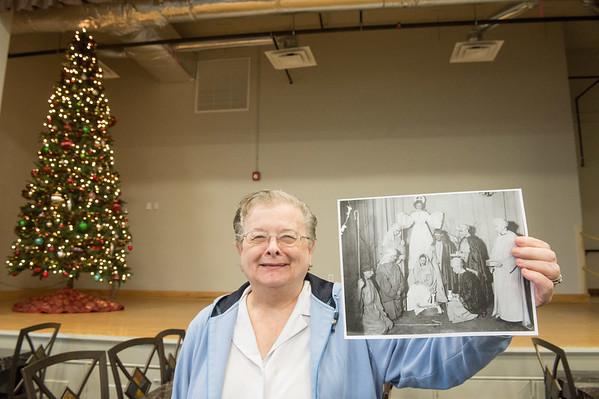 JOED VIERA/STAFF PHOTOGRAPHER Lockport, NY-Mount View Residents Marge Reinard.