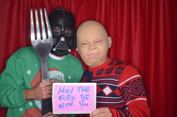12/19/2015 Zuchero Ugly Sweater Party