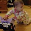Then - Gabrielle  6 1/2 months old