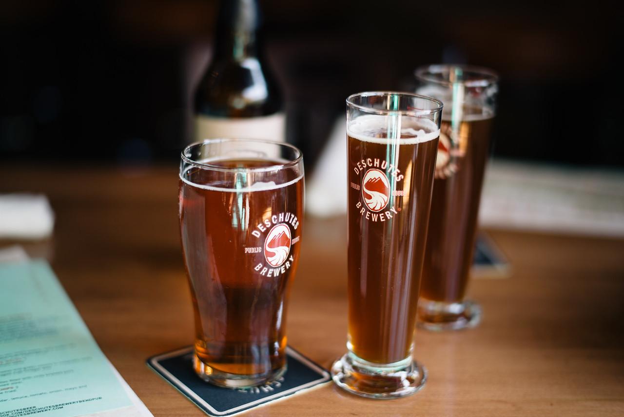 Beer, beer, more beer.
