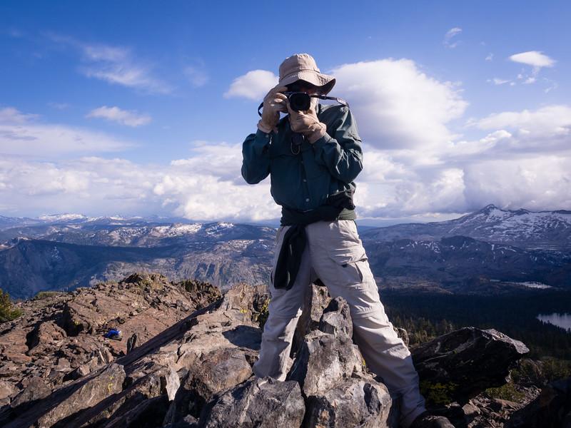 Mt. Tallac summit
