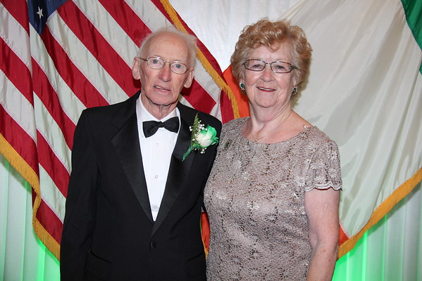 Mayo Society of New York's 136th Annual Ball & Dinner