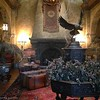 Hollywood Tower Hotel Lobby Detail