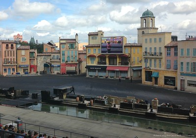 On the Set of Lights, Motors, Action at Disney's Hollywood Studios