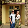 Lunch at Disney Springs Portobello Trattoria