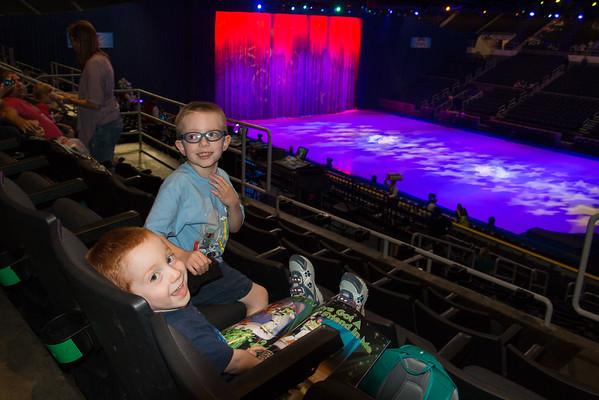 Disney on Ice - Sept 2015