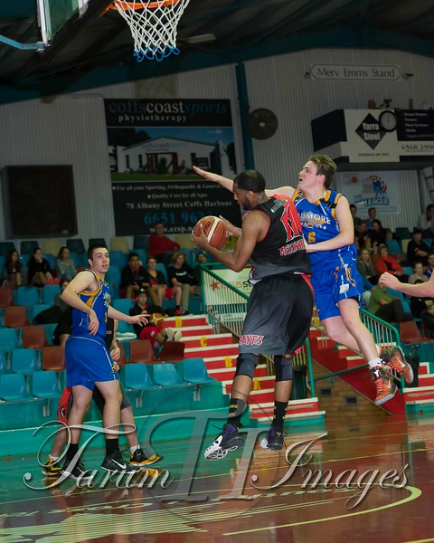 © Braves (68) v Lismore Storm (66) 27 June 2015-7175
