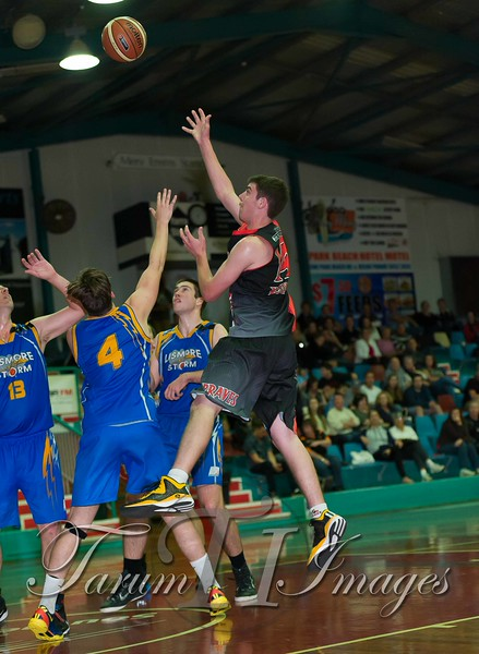 © Braves (68) v Lismore Storm (66) 27 June 2015-7209