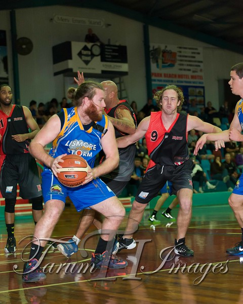 © Braves (68) v Lismore Storm (66) 27 June 2015-7289