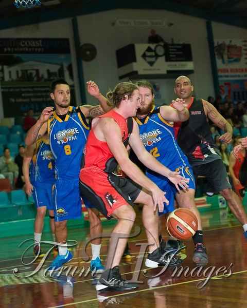 © Braves (68) v Lismore Storm (66) 27 June 2015-7272