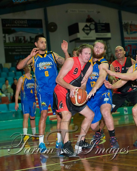 © Braves (68) v Lismore Storm (66) 27 June 2015-7274