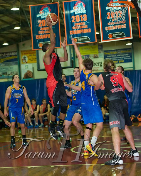 © Braves (68) v Lismore Storm (66) 27 June 2015-7347