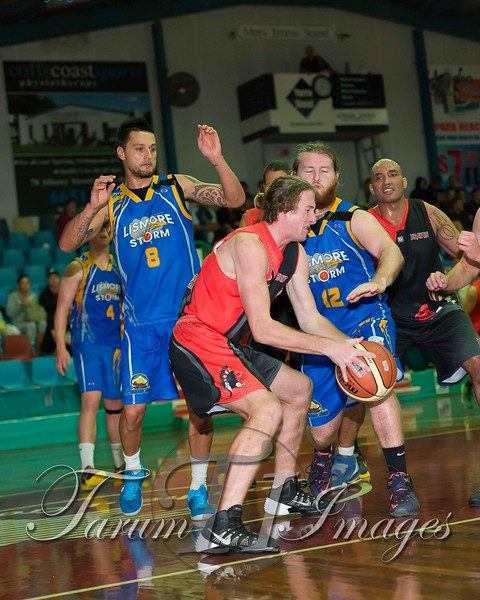 © Braves (68) v Lismore Storm (66) 27 June 2015-7273
