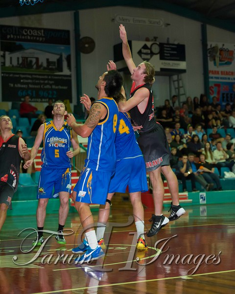 © Braves (68) v Lismore Storm (66) 27 June 2015-7249
