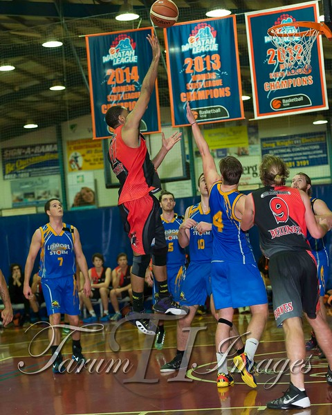 © Braves (68) v Lismore Storm (66) 27 June 2015-7348