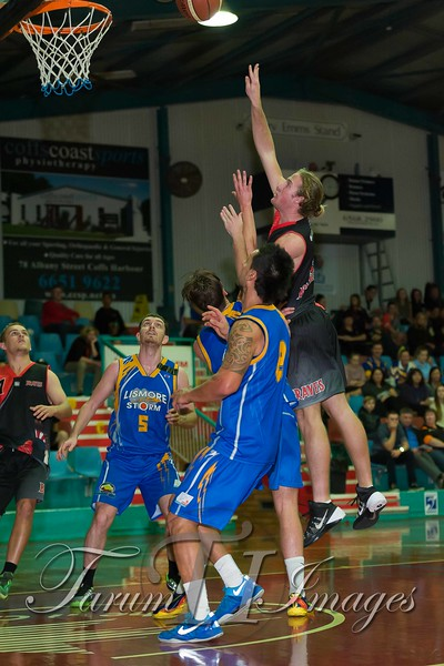 © Braves (68) v Lismore Storm (66) 27 June 2015-7248