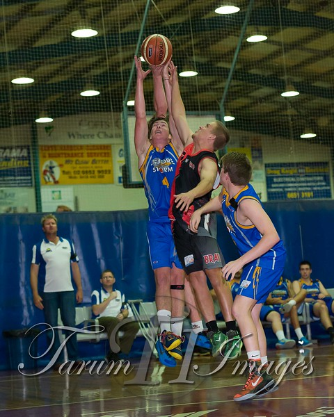 © Braves (68) v Lismore Storm (66) 27 June 2015-7035