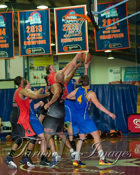 © Braves (68) v Lismore Storm (66) 27 June 2015-7336