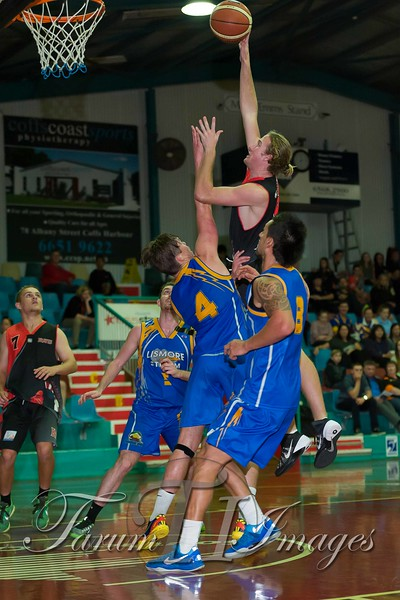 © Braves (68) v Lismore Storm (66) 27 June 2015-7247
